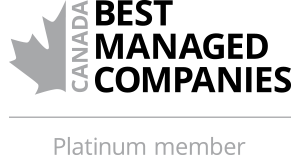 Best managed companies - Platinum member