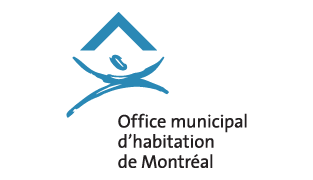 Logo Office municipal d'habitation de Montreal
